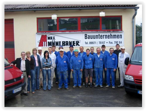Bauunternehmen Bamberg bauunternehmer bayern bauunternehmen max mühlbauer bauunternehmer