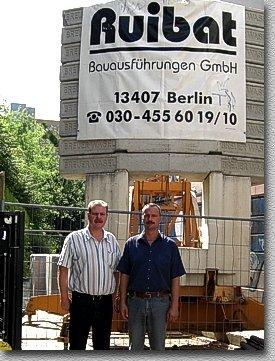 Bauunternehmer Berlin bauunternehmer neuzugänge berlin w ruibat bauausführungen gmbh
